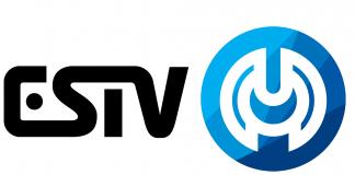 ESTV and Simplicity Esports logos