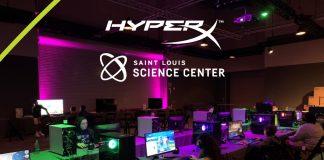 Saint Louis Science Center x HyperX