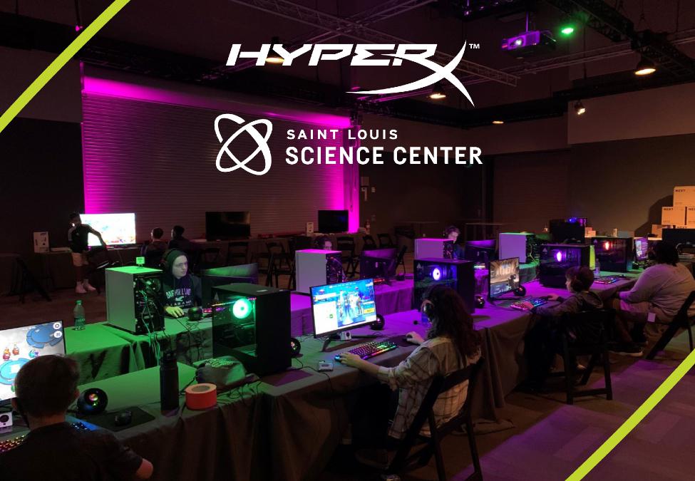 """Centre des sciences de Saint Louis x HyperX"""" width=""""975"""" height=""""675"""" />Crédit: Centre des sciences de Saint Louis   <p><strong> CONNEXES: HyperX annonce un partenariat avec Belong Gaming Arenas </strong></p> <p> Le programme lancé par le Science Center est censé «encourager et soutenir tous les joueurs» en leur donnant accès à l'esport. En utilisant la science, la technologie, l'ingénierie, l'art et les mathématiques, il vise à fournir aux membres du programme les compétences nécessaires pour faire carrière dans l'industrie.</p> <p><strong>Pat Williams, Chief Institutional Advancement Officer du Saint Louis Science Center</strong>a parlé du parrainage dans un communiqué: «Le Science Center est reconnaissant pour des collaborations comme celle-ci qui nous aident à remplir notre mission et soutenir l'apprentissage scientifique et technologique tout au long de la vie. </p> <p> «Le soutien d'HyperX au programme d'esports sera essentiel pour garantir que nous offrons une expérience amusante, à la pointe de la technologie et éducative à nos invités et joueurs.» </p> <p> <strong> CONNEXES: HyperX nommé partenaire de microphone de jeu FaZe Clan </strong> </p> <p>Selon le communiqué, le programme permet aux participants d'améliorer un éventail de compétences, telles que la pensée critique. Jusqu'à présent, un certain nombre de compétitions, de camps d'esports et de sessions gratuites ont été organisés sur Fortnite, Rocket League et Super Smash Bros.</p> <p><strong>Wendy Lecot, responsable des alliances stratégiques chez HyperX</strong>a ajouté : «Le soutien de la communauté locale et l'accessibilité à un environnement de jeu positif sont la façon dont nous donnons aux individus les moyens de donner le meilleur d'eux-mêmes. Nous sommes ravis de soutenir ce programme avec les périphériques HyperX et d'inspirer la prochaine génération d'apprenants STEAM qui partagent l'amour du jeu pour en savoir plus sur les carrières au sein de l'industrie du jeu. </p> <p><strong>Esports Ins"""