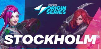 Wild Rift Origin Series Championship