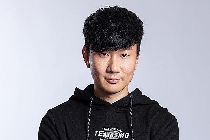 JJ Lin SMG