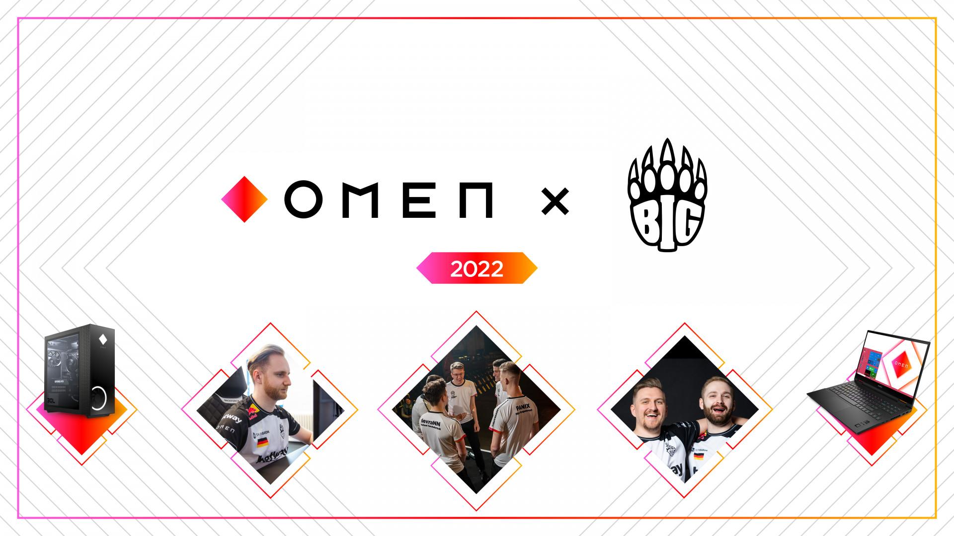 BIG expands partnership with OMEN thumbnail