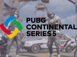 PUBG Continental Series 5
