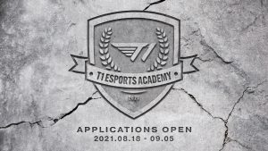 T1 Esports Academy Logo