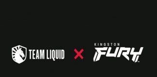 Team Liquid x Kingston