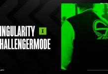 Team Singularity x Challengermode