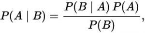 Bayes Theorum