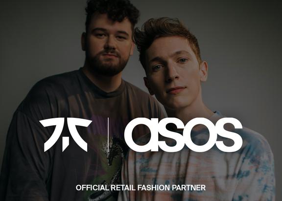 Fnatic announces ASOS as Official Retail Fashion Partner thumbnail