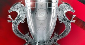 LPL Tiffany and Co. Silver Dragon Cup