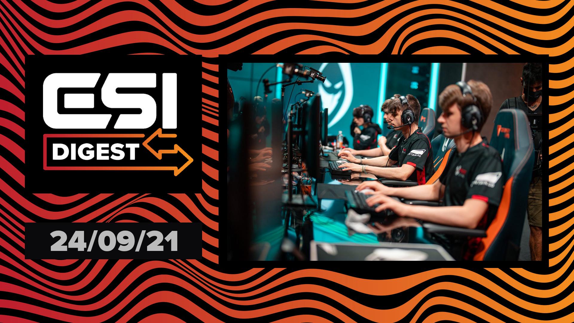 ESI London returns, Misfits raises $35m, Fnatic gets jersey sponsor | ESI Digest #61 thumbnail