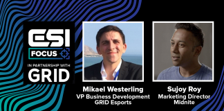 Mikael Westerling & Sujoy Roy on esports betting bolstered by data | ESI Focus: Data in Esports #3