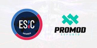Promod Esports x ESIC