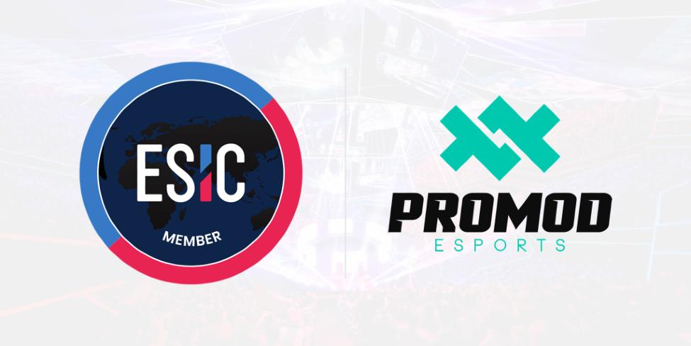 Promod Esports becomes member of ESIC thumbnail