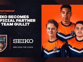 Team Gullit x SEIKO Vision
