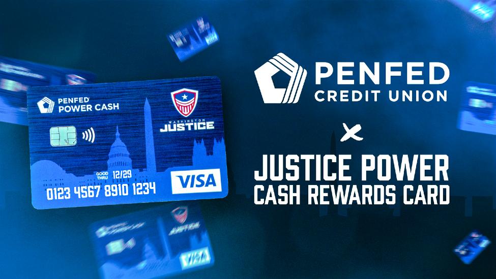 Washington Justice x PenFed Credit Union