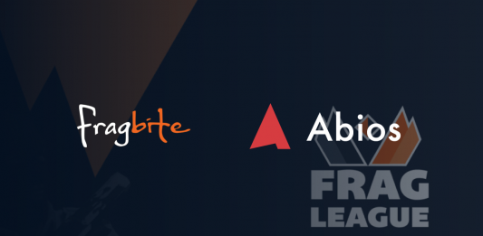 Fragbite and Abios
