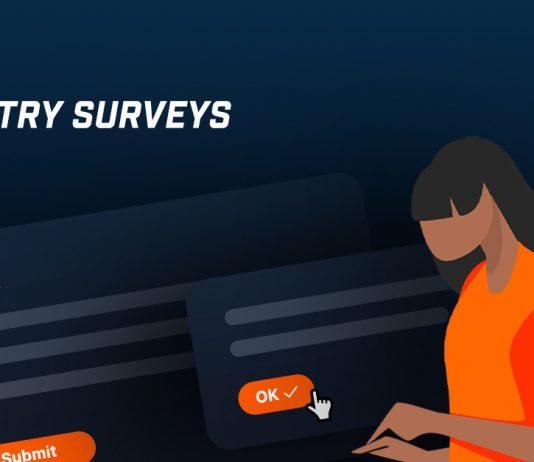 Hitmarker esports and gaming industry surveys