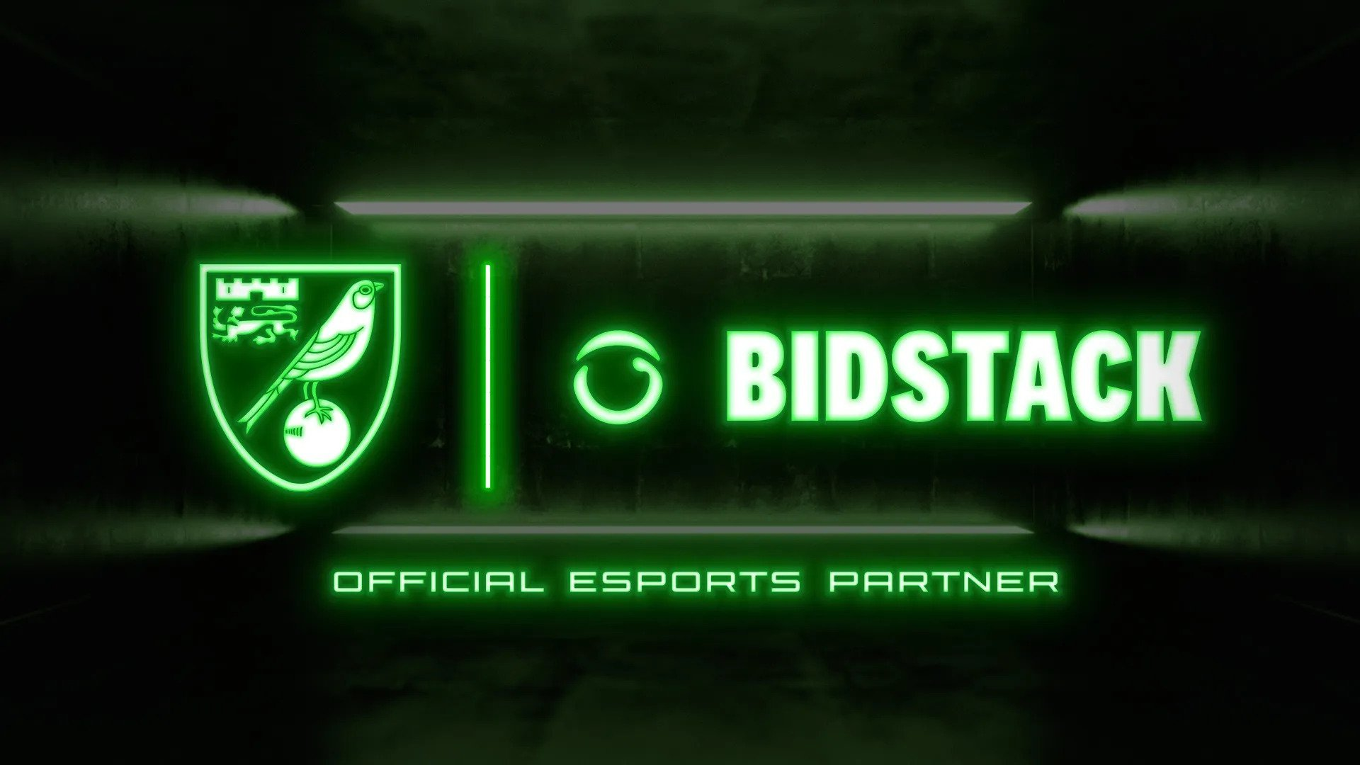 Norwich City announces Bidstack as first official esports partner thumbnail