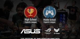 ASUS x High School Esports League