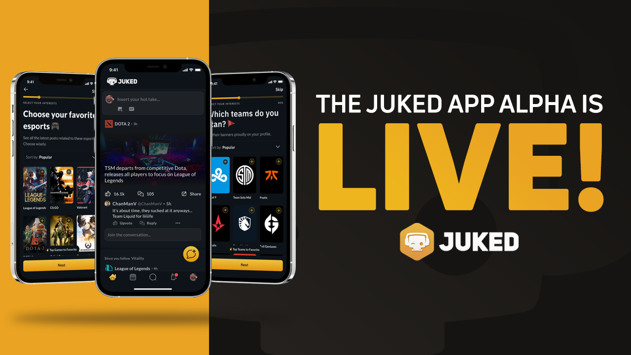 Juked mobile app enters alpha stage thumbnail