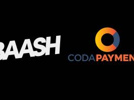 BAASH, CodaPayments