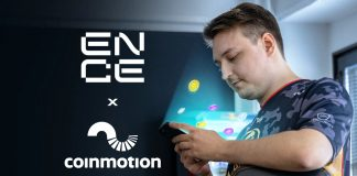 ENCE x Coinmotion