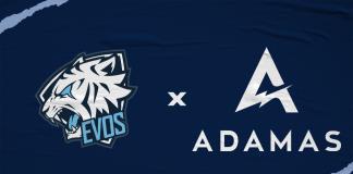 EVOS Esports x ADAMAS Esports
