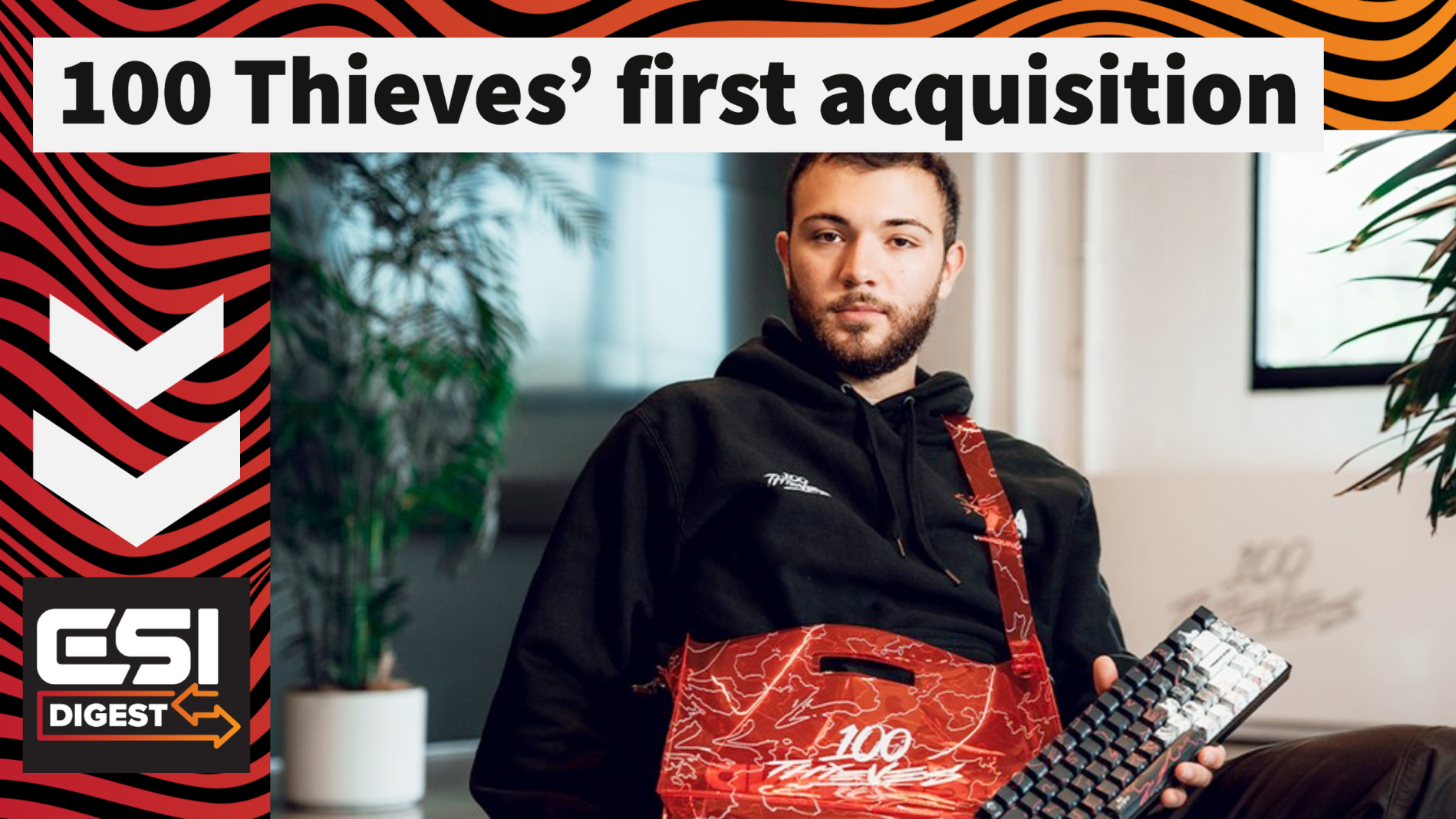 100 Thieves take the Higround, FACEIT gets Gucci | ESI Digest #64