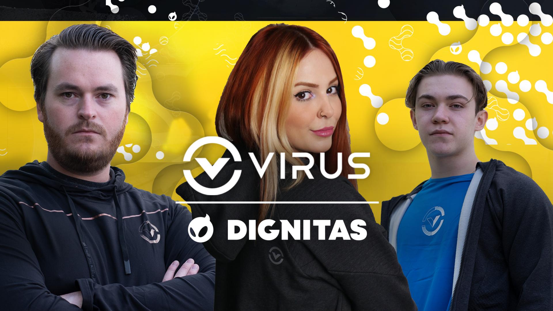 Dignitas launches apparel collaboration with VIRUS International thumbnail