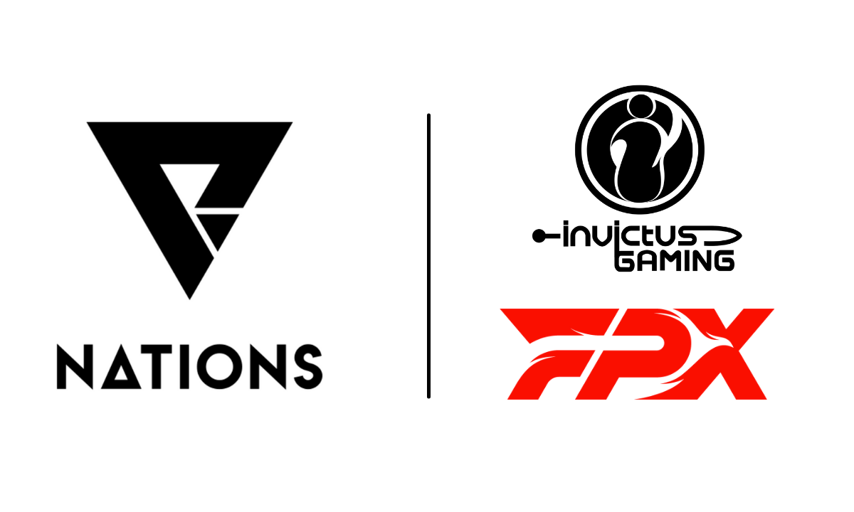 We Are Nations partners with FPX and Invictus Gaming thumbnail