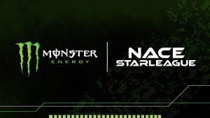 Monster x NACE Starleague